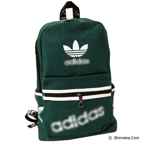 GO FITS Backpack [T1593] - Hijau - Tas Punggung Sport/Backpack